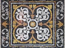 мозаика № 18858