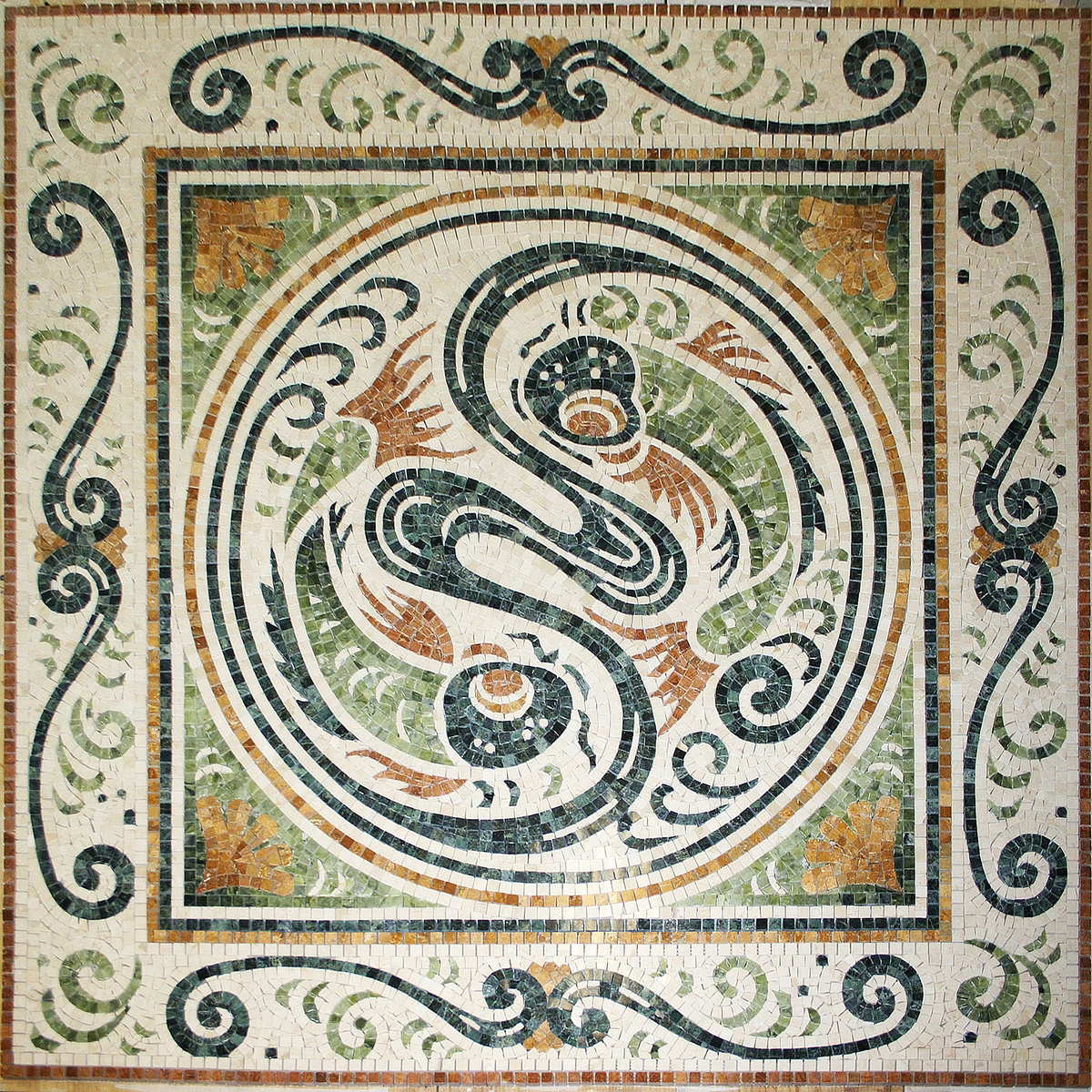 Мозаика «», мозаика, фото из проекта