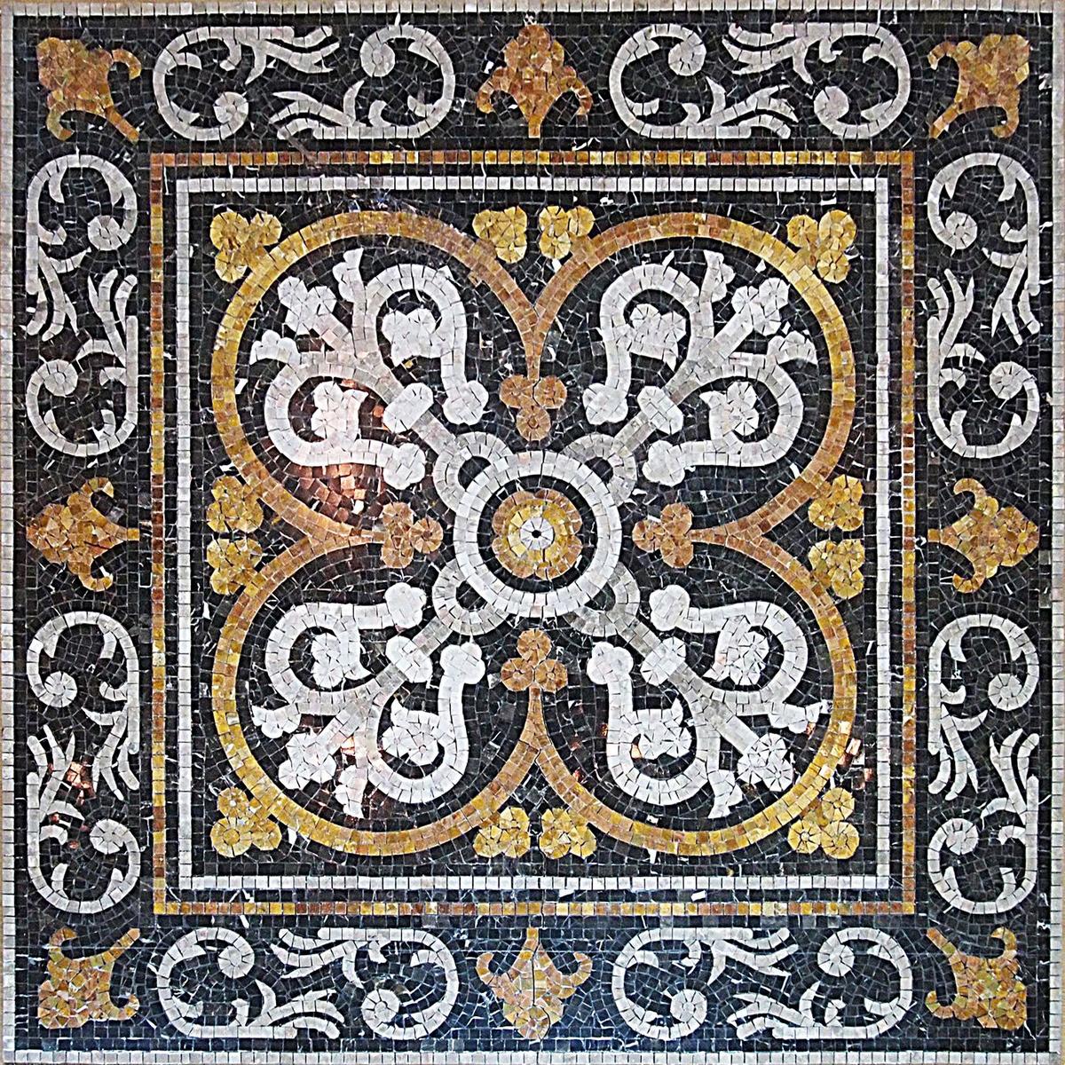 Фото мозаика Мозаика