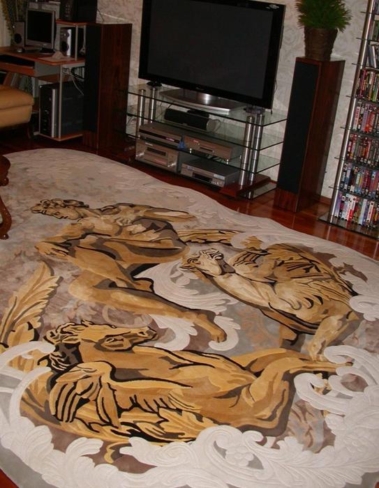 Фото № 24241 текстиль ковры  Текстиль, ковры