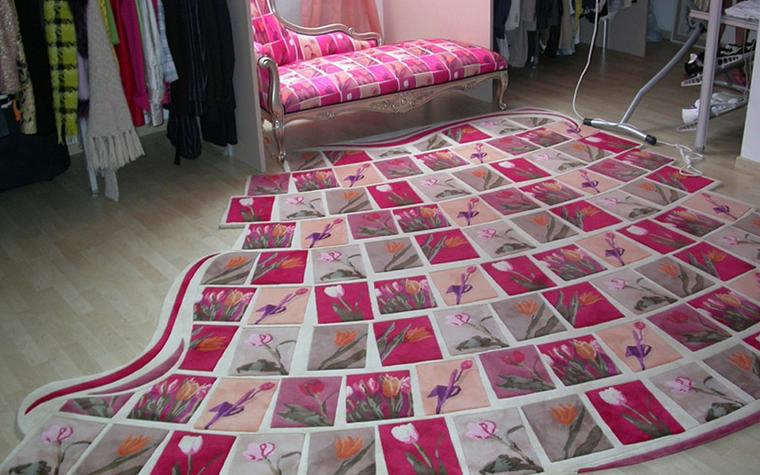 Текстиль, ковры. текстиль ковры из проекта , фото №24244
