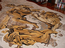 Текстиль, ковры «», текстиль ковры . Фото № 8090