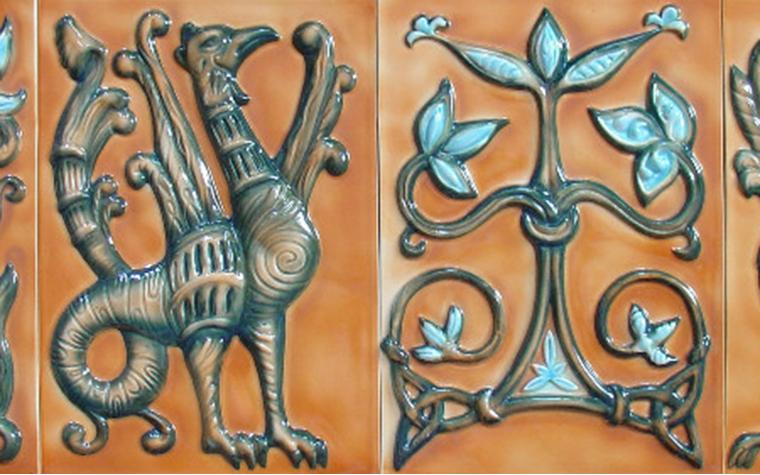 Фото № 24347 керамика  Керамика