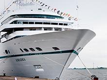 Фото яхты, лайнеры Яхта, лайнер