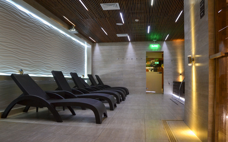 Медицинский центр, спа. cпа салон, медицинский центр из проекта СПА Калипсо, Красная поляна, фото №75418