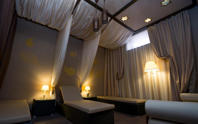 Медицинский центр, спа. комната отдыха из проекта спа салон Siam, фото №77713