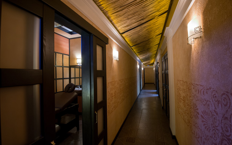 Медицинский центр, спа. cпа салон, медицинский центр из проекта спа салон Siam, фото №77696