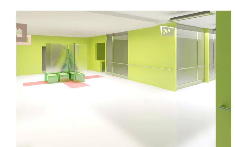 Медицинский центр, спа. cпа салон, медицинский центр из проекта Дизайн проект мед.учреждения, фото №81369