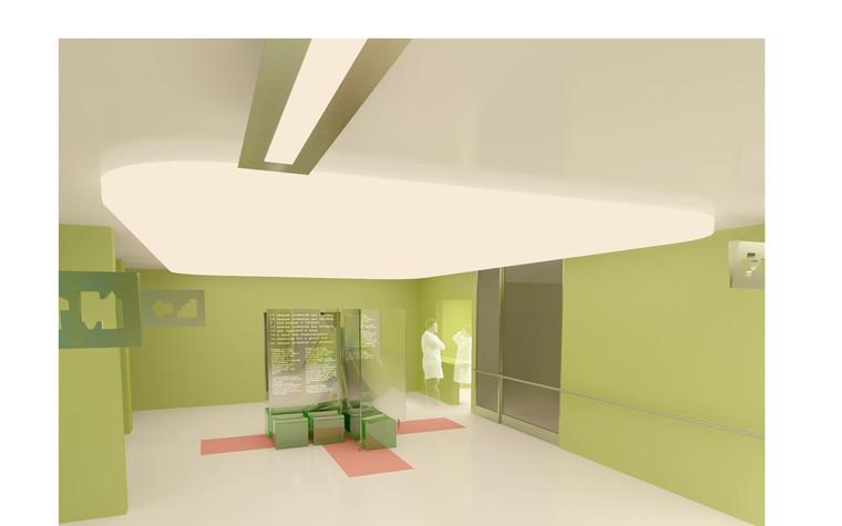 Медицинский центр, спа. cпа салон, медицинский центр из проекта Дизайн проект мед.учреждения, фото №81370
