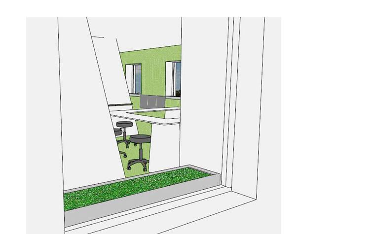 Медицинский центр, спа. cпа салон, медицинский центр из проекта Дизайн проект мед.учреждения, фото №81371