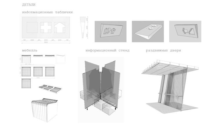 Медицинский центр, спа. cпа салон, медицинский центр из проекта Дизайн проект мед.учреждения, фото №81372