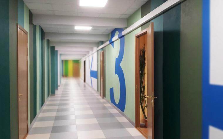 Детские центры, клубы. детский центр, клуб из проекта Дворец детского и юношеского творчества, фото №75178