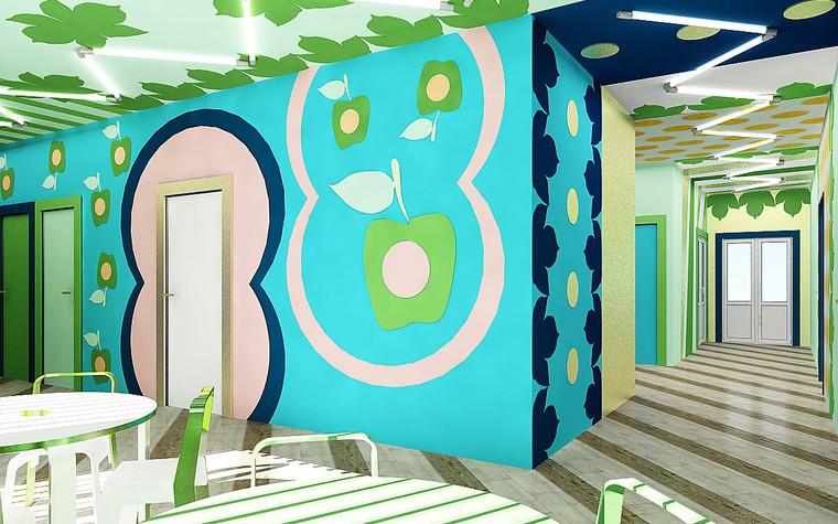 Медицинский центр, спа. cпа салон, медицинский центр из проекта Мед. блок для детей перенесших онкологические заболевания., фото №77215