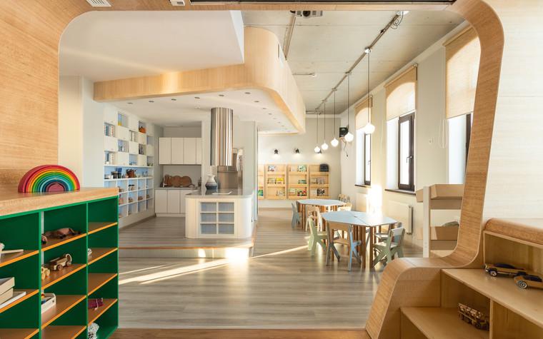 Детские центры, клубы. детский центр, клуб из проекта Детский клуб Я в домике, фото №77871