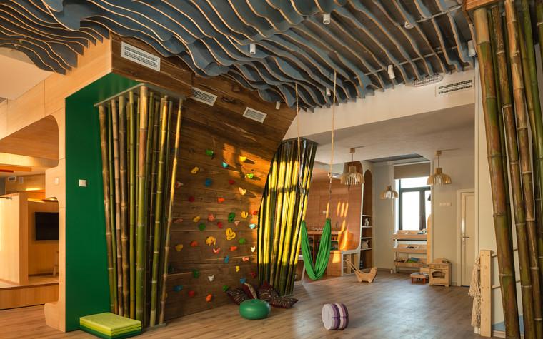 Детские центры, клубы. детский центр, клуб из проекта Детский клуб Я в домике, фото №77873