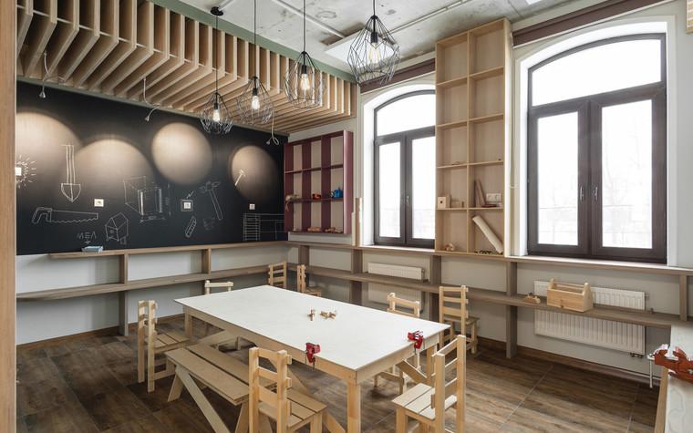 Детские центры, клубы. детский центр, клуб из проекта Детский клуб Я в домике, фото №77868