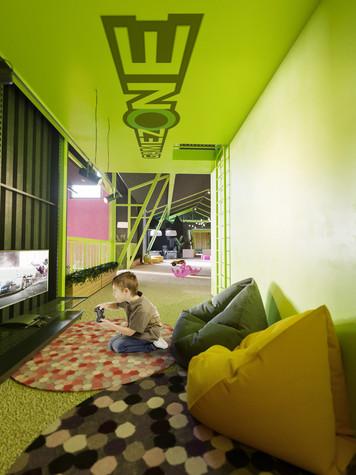 Детские центры, клубы. детский центр, клуб из проекта Детский развлекательный центр. Планета беззаботного детства., фото №79809