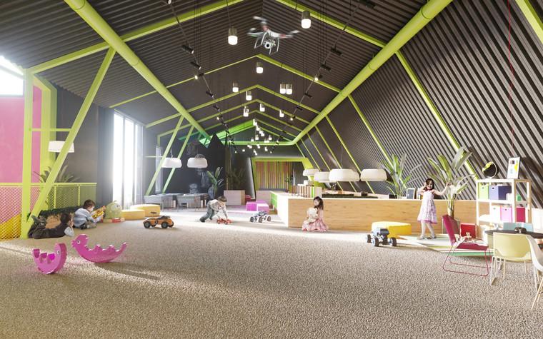 детский центр, клуб - фото № 79810