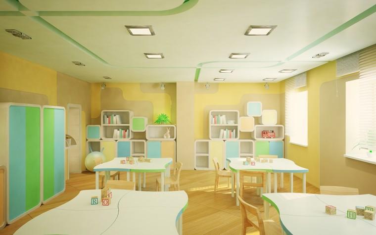Детские центры, клубы. детский центр, клуб из проекта Центр детского творчества, фото №81153