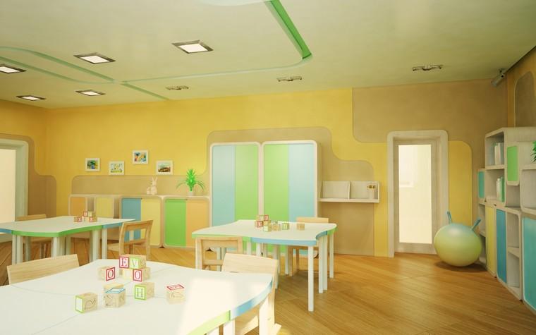 Детские центры, клубы. детский центр, клуб из проекта Центр детского творчества, фото №81154