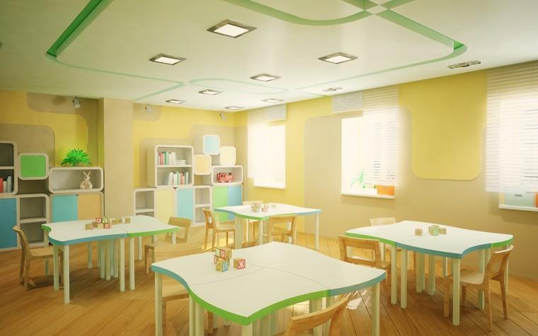 Детские центры, клубы. детский центр, клуб из проекта Центр детского творчества, фото №81155