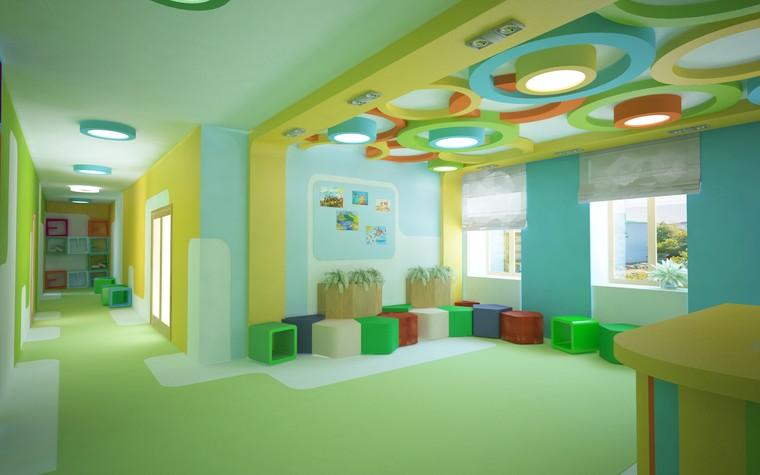 Детские центры, клубы. детский центр, клуб из проекта Центр детского творчества, фото №81157