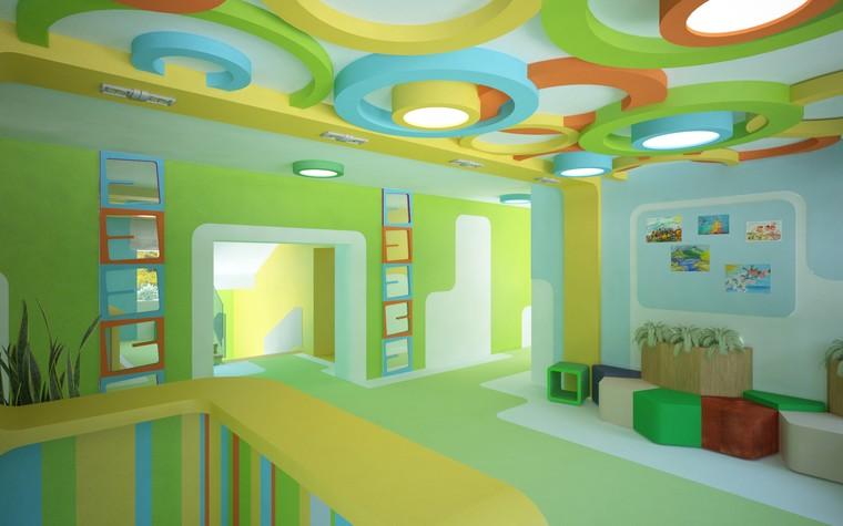 Детские центры, клубы. детский центр, клуб из проекта Центр детского творчества, фото №81158