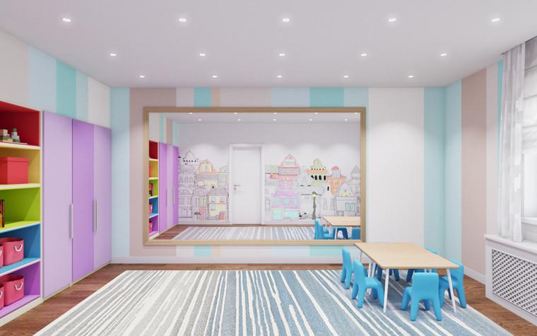 Детские центры, клубы. детский центр, клуб из проекта Детский центр Непоседы, фото №89292