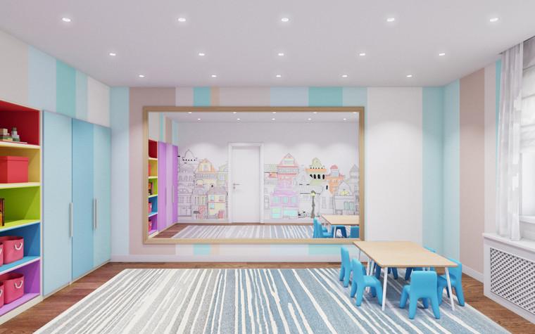 Детские центры, клубы. детский центр, клуб из проекта Детский центр Непоседы, фото №89293