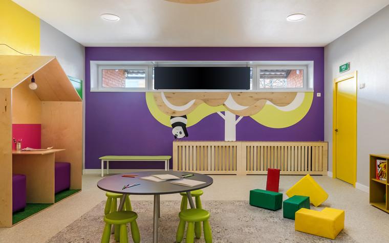Детские центры, клубы. детский центр, клуб из проекта Семь континентов, фото №98436