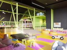 Детский развлекательный центр. Планета беззаботного детства., фото № 6924, DesignRocks Studio