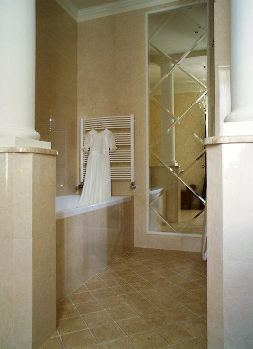 Загородный дом. ванная из проекта , фото №6517