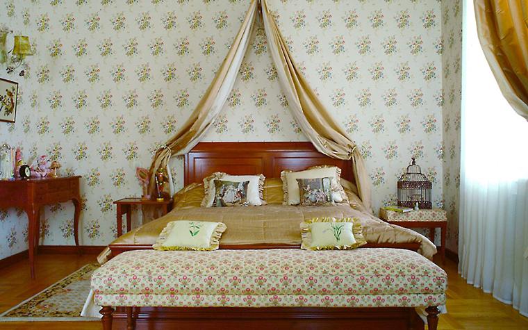 спальня - фото № 6514