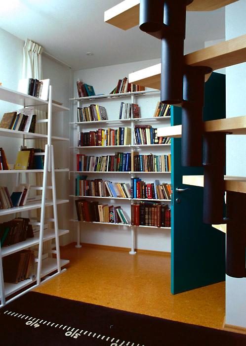 Загородный дом. кабинет из проекта , фото №6639