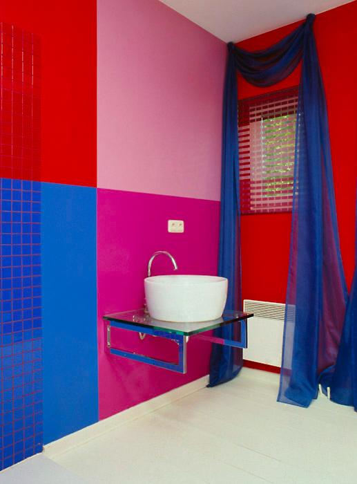 Фото № 6628 ванная  Загородный дом