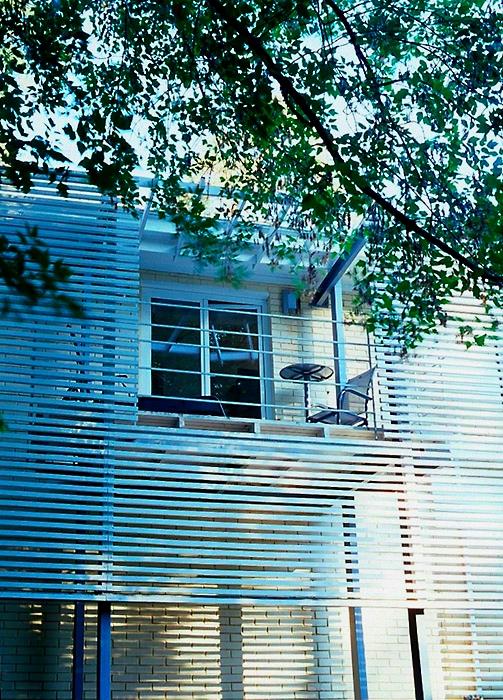Загородный дом. фасад из проекта , фото №6648