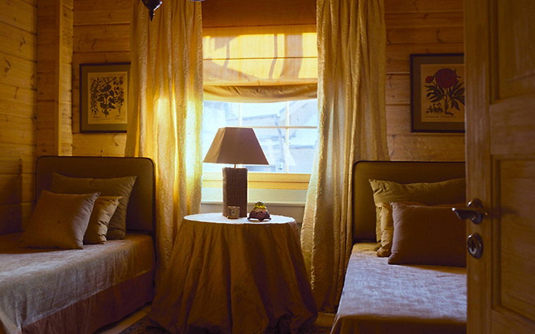 интерьер спальни - фото № 6670