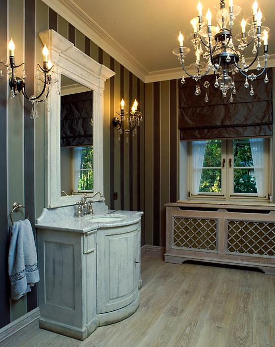 интерьер ванной - фото № 6697