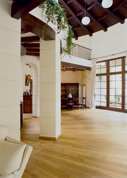 Загородный дом. гостиная из проекта , фото №6720