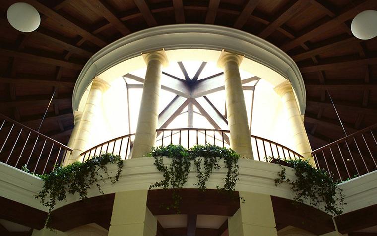 Загородный дом. холл из проекта , фото №6726