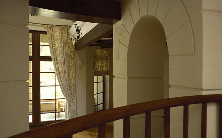 Загородный дом. холл из проекта , фото №6725