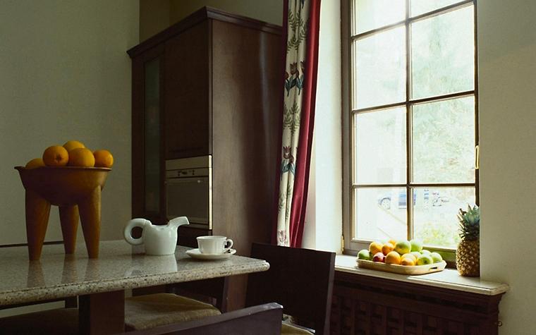 Загородный дом. кухня из проекта , фото №6721