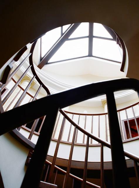Загородный дом. холл из проекта , фото №1475