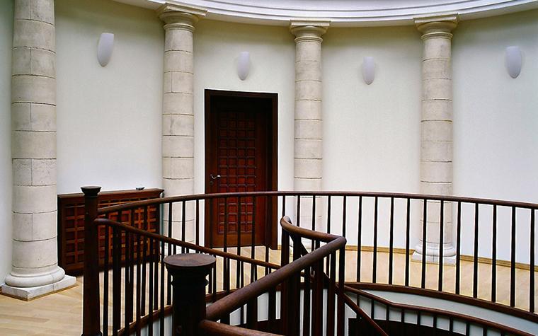 Загородный дом. холл из проекта , фото №304