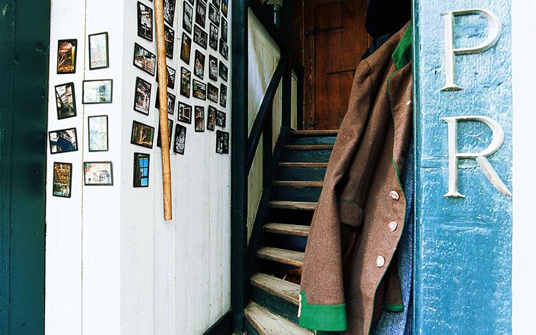 Загородный дом. детали из проекта , фото №1481