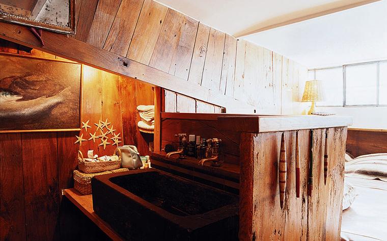 Загородный дом. спальня из проекта , фото №316