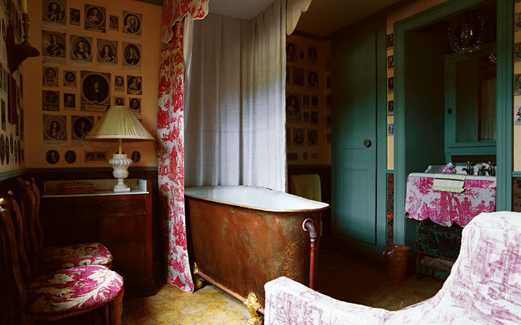 Фото № 1393 ванная  Загородный дом