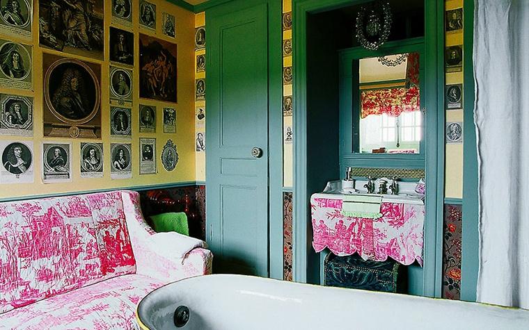 Фото № 1394 ванная  Загородный дом