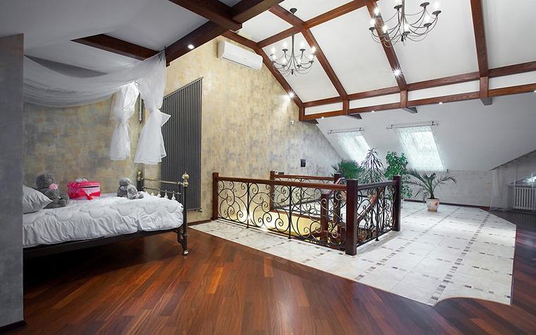 интерьер спальни - фото № 10366