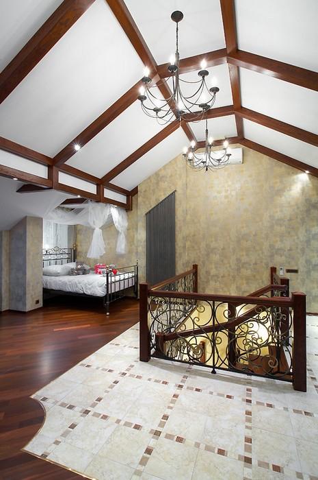 интерьер спальни - фото № 10367